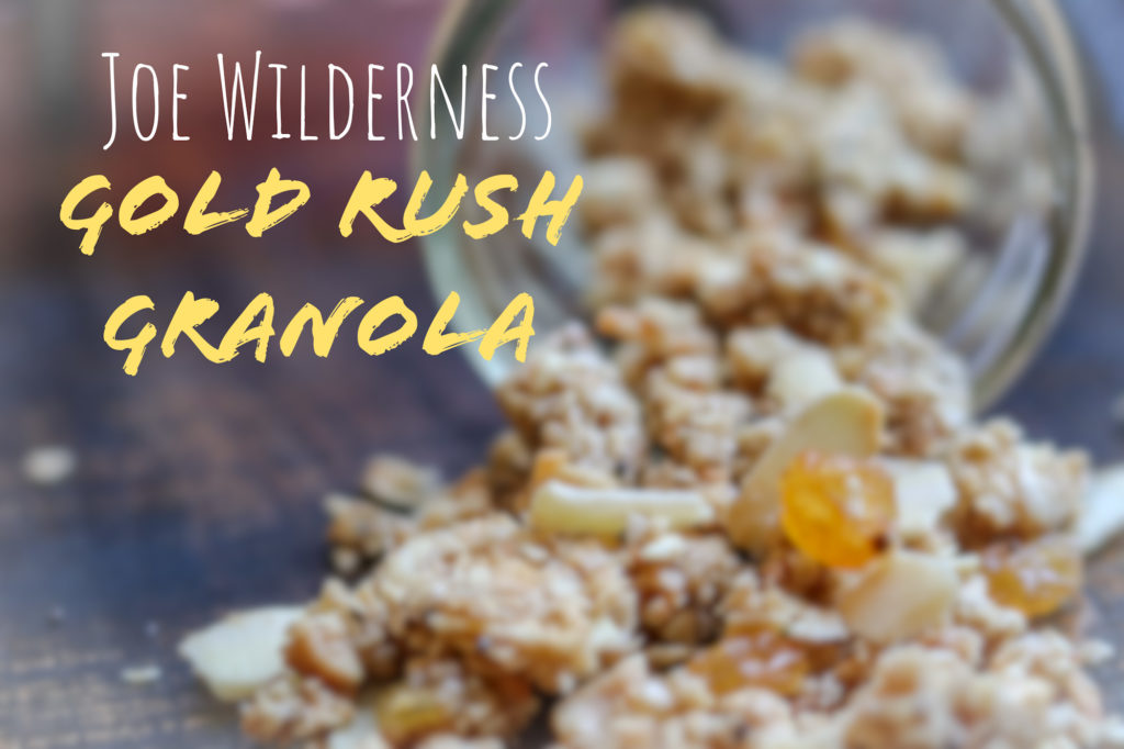 hiking recipes granola